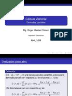 Derivadas Parciales CV REMCh