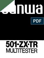 SANWA-501-ZX-TR