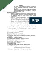 Psicoanálisis Criterios Trabajo Final