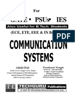 gat 1-Communication Systems