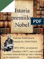 Istoria Premiilor Nobel