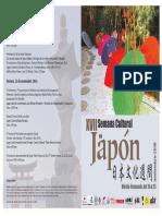 Programa_semana Cultural de Japon