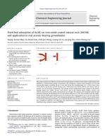 Chemical Engineering Journal Volume 203 Issue None 2012 [Doi 10.1016%2Fj.cej.2012.07.033] Sanjoy Kumar Maji; Yu-Hsuan Kao; Chin-Jen Wang; Guang-Sin Lu; Ji -- Fixed Bed Adsorption of as(III) on Iron-ox