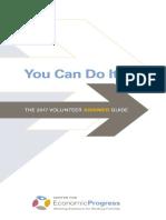 You Can Do It Guide  (Tax Season 2017)
