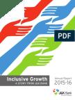 J&K Bank - Annual Report 2015-16