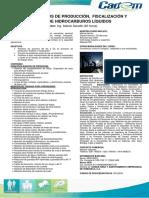 Principios Básicos de Producción Fiscalización y Medición de Hidrocarburos Líquidos