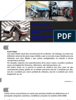 Accidentes y Puntos Negros.(ppt)