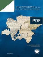 La Discapacidad en El Derecho Internacional Privado