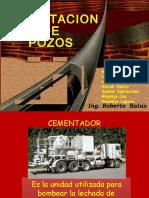 Equipos de Cementacion de pozos
