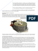Hdd Physical Components
