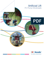 Artificial Lift PC Pump Driveheads