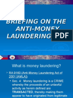Money Laundering 3