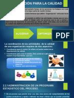 2.2 Organizacion para la Calidad.pptx