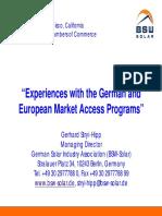 2 Gerhard Stryi-Hipp-German European Mark