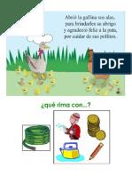 Imagenes para trabajar Conciencia fonològica