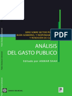 Serie Sobre Sector Publico Buen Gobierno...