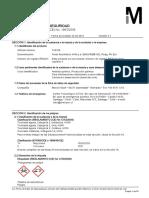 HDS Ácido Fluorhidrico