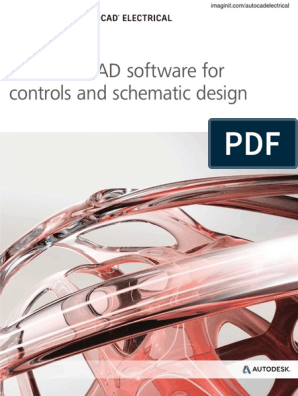 Autocad Electrical 2017 Pdf Auto Cad Autodesk