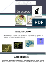 microscopio modificado