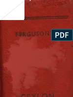 1905 -1906  Fergusons Ceylon Directory