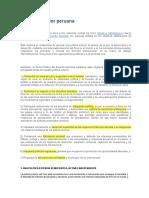 Política Exterior Peruanas