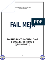 Fail Meja Fairus