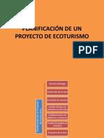 Planificación de Un Proyecto de Ecoturismo