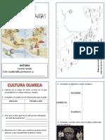 Cuadernillo Culturas Mesoamerica