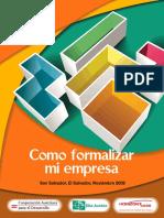 Formalizar Mi Empresa