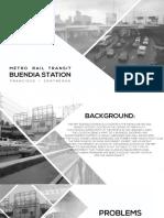 Proposed Buendia Precinct
