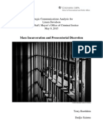 Mass Incarceration and Prosecutorial Discrection