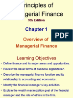 Ch1-Overview of Financial Management