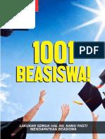 1001 beasiswa