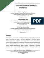 Diseño y Construcción de Un Limnígrafo