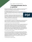 LA NACION - Guillermo Martinez - Leyes (y Transgresiones) de La Narración Policial