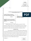 Amazon Counterfeit Lawsuits