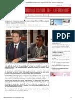 Jornal O Eco Online - Deputado Eduardo Sales Processa Colega Marcel Moraes Por Calúnia Em Morte de Cavalo