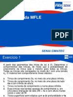 AULA - MFLE Exercicios