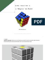 Como Resolver o Cubo de Rubik