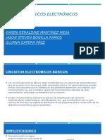 Circuitos Básicos Electrónicos (3)