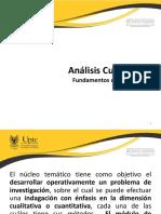 Análisis Cuantitativo PDF