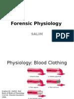 Forensic Physiology Salim Original