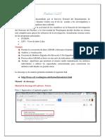 Manual de Manejo y Filtrados de Datos Lidar