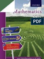 Maths Catalogue