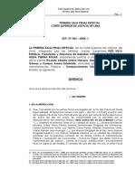 Sentencia Exp 085-2008 - 11-01-2011