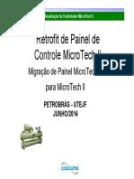 MicroTech II Panel Retrofit Acrobat
