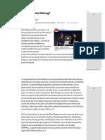 ¿Qué Es Data Mining_ • GestioPolis