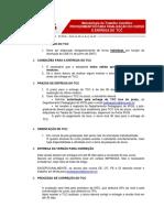 MTC IPOG Procedimentos de Entrega TCC 2013