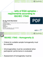 3-2 F Baumeister Presentation Homogeneity in EQA