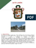 Distrito de Alto Larán